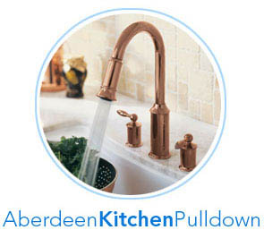 DirtCheapFaucets.com Is The Best Place To Find Moenu0027s Newest Series: The Aberdeen  Kitchen Pulldown Faucets And Acessories. Our Everyday Low Prices And ...
