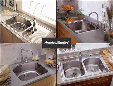 American Standard Culinaire Kitchen Faucets At