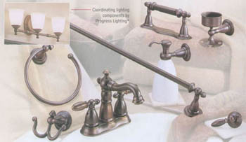 Delta Victorian Bathroom Accessories