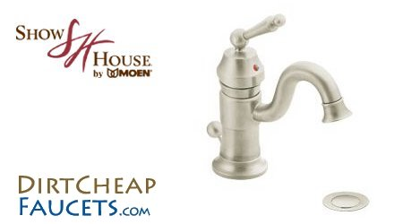 Moen ShowHouse Kitchen and Lavatory Faucets at ...